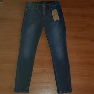 NWT LUCKY BRAND AVA SKINNY ANKLE JEANS SIZE 4/27